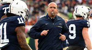 Don't @ Me: A Journey Into James Franklin's Offseason ...