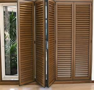 Interior Wooden Louvered Doors