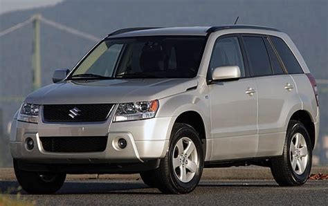 Suzuki Suv 2007 by Used 2007 Suzuki Grand Vitara Suv Pricing Features Edmunds