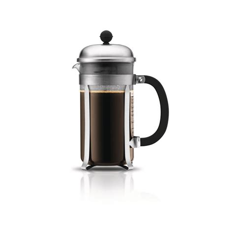 Leave at least 2,5 cm/1 inch of space at the top. Bodum 1 cup french press instructions