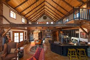 how to design a barn with living quarters salter spiral With building a room in a pole barn