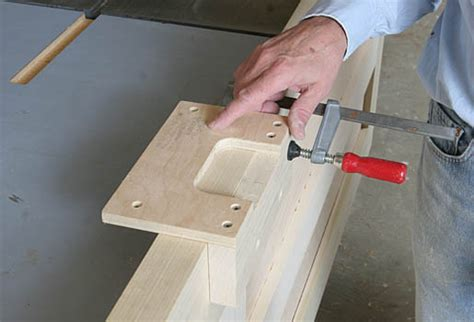 door jamb hinge template a custom hinge mortising template homebuilding