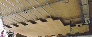 Plaque Isolation Thermique Plafond : faux plafond pvc prix decoration pose plafond pvc image ~ Edinachiropracticcenter.com Idées de Décoration