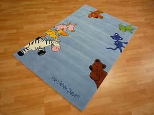Teppich Die Lieben Sieben : die lieben sieben teppich 2195 01 110x170 cm neu ebay ~ Whattoseeinmadrid.com Haus und Dekorationen