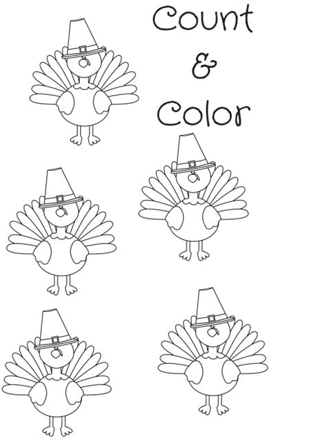 thanksgiving coloring pages  printable large turkey