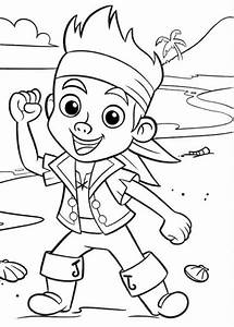 Jake And The Never Land Pirates Coloring Pages - AZ ...