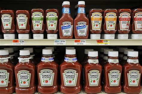 My Ketchup Taste-Test: Upset! Guess Which Brand Topped ...