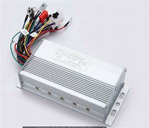 Electric Scooter Diy Parts 36v 500w Controller Brushless