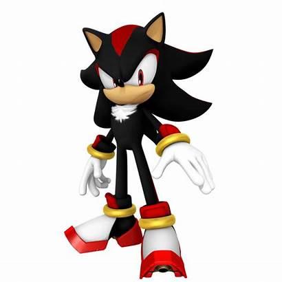 Sonic Shadow Hedgehog Dark Nibroc Team Rock