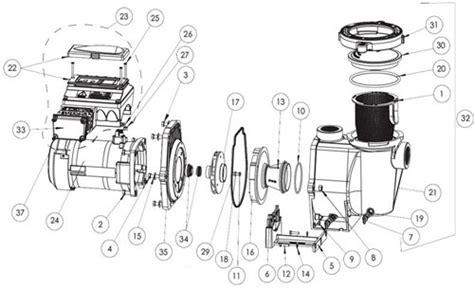 Pentair Intelliflo Variable Speed Pump Diagram