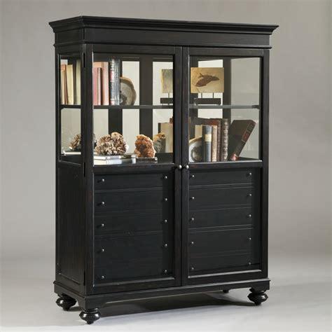pulaski black corner curio cabinet pulaski furniture curio corner cabinet images