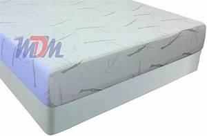 10 inch slumber pedic bamboo cover memory foam mattress With cheap mattress toppers full