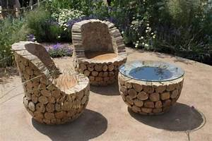 DIY Log Ideas Home Design, Garden & Architecture Blog