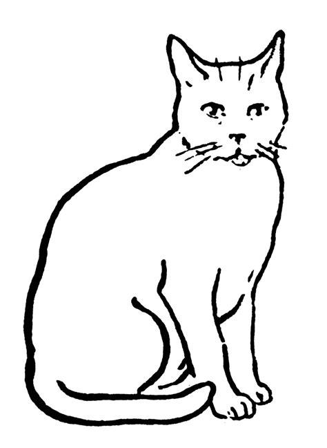 clipart cat cat clipart etc