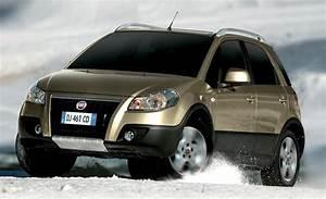 Auto 16 : fiat sedici 1 9 multijet 120 hp dati tecnici auto potere capacit serbatoio carburante ~ Gottalentnigeria.com Avis de Voitures