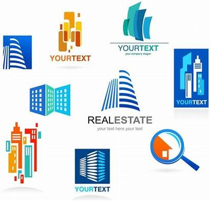 Estate Building Vector Icon Graphic Elements Construction