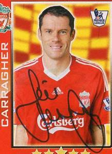 Jamie Carragher retires: Carra in Topps Premier League ...