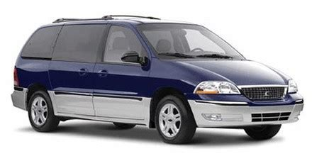 nhtsa adds front suspension  ford windstar investigation