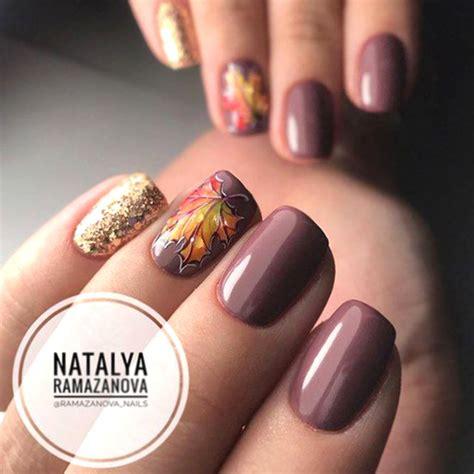 fall nail art designs  boost mood naildesignsjournacom