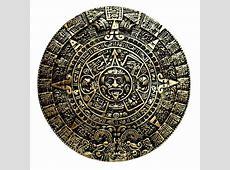 Calendário Asteca Maya Inca Pedra Do Sol Grande 43 Cm