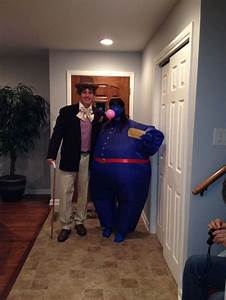 Willy Wonka and Violet Beauregard Couples Costume | Humor ...