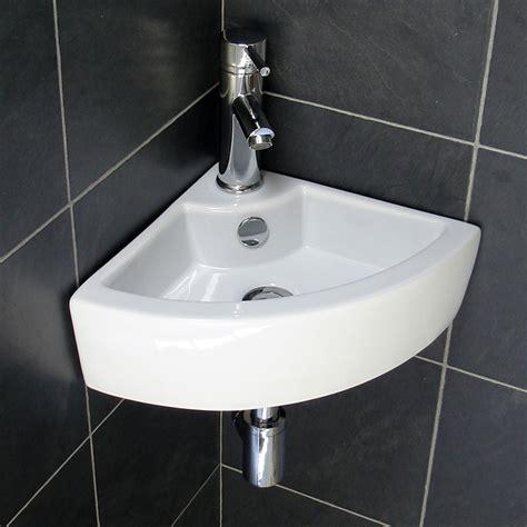 corner bathroom sink designs  small bathrooms home