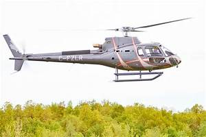 Eurocopter Canada Delivers As350 B3e To Commercial