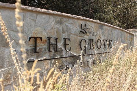 the grove granite bay new opportunity placer luxury