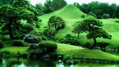 Japanese Screensavers Zen Paysage Fond Wallpapersafari Dcran