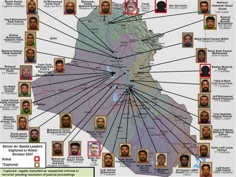 targeting al qaeda  iraqs network fdds long war journal