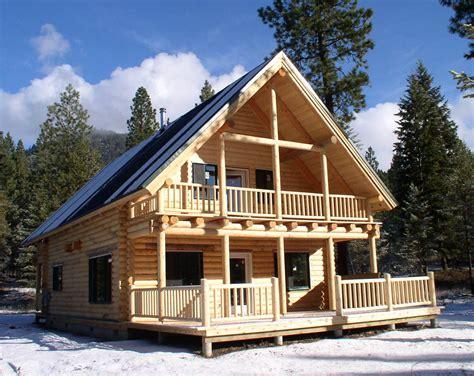 Backwoodsplaid Building A Log Home