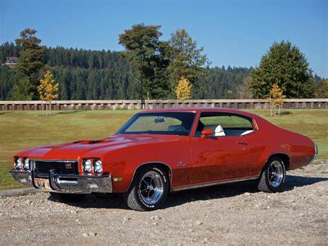 1972 buick gs stage 1 2 door hardtop 161396