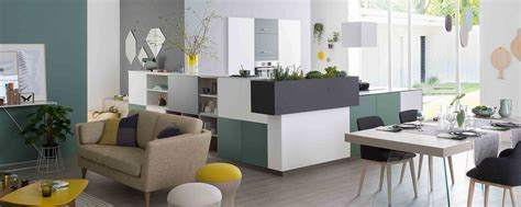 cuisine moderne sur mesure modele cuisine grise
