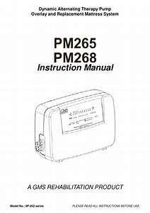 Pm265 And 268 Instruction Manual Pdf Download