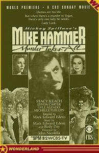 Mike Hammer Murder Takes All Wikipedia