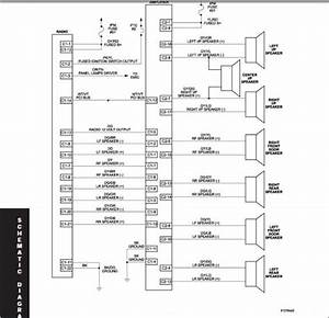 Dodge Infinity Amp Wiring Diagram