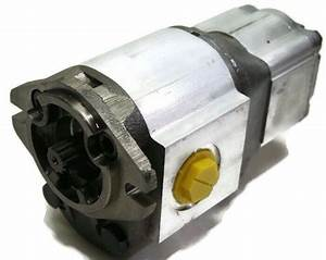 6673913 New High Flow Hydraulic Pump Made To Fit Bobcat