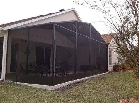 Backyard Screen Enclosures by Diy Patio Screen Enclosure Kits Diy Projects