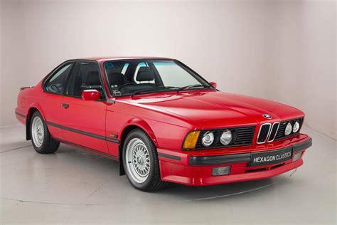 1989 Bmw 635csi For Sale #2030218