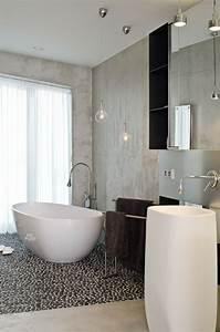 Betonoptik Wand Bad : wandfarbe mit betonoptik w nde aus beton ~ Sanjose-hotels-ca.com Haus und Dekorationen