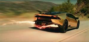 Gold Lamborghini Huracán – Travis Scott – Butterfly Effect ...