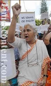 Medha Patkar, News Photo, Social activist and National A...