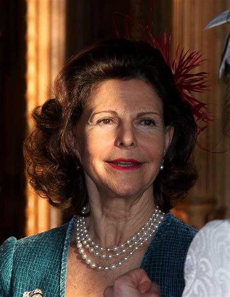 Silvia, Queen consort of Sweden née Sommerlath