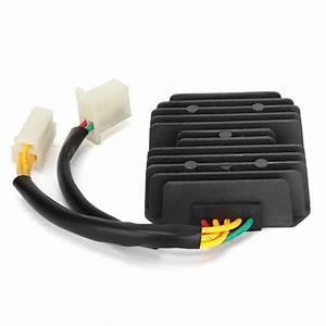 Motorcycle Voltage Regulator Rectifier Sh532