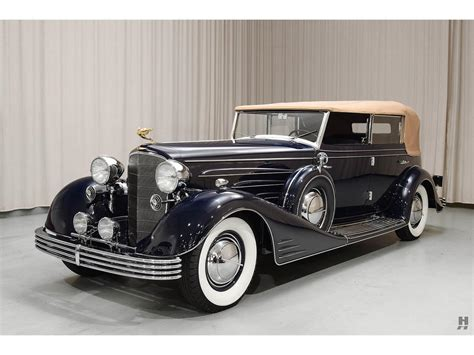 1933 Cadillac V16 For Sale