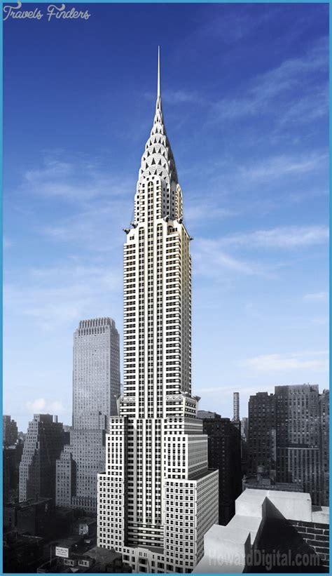 Chrysler Building Tours by Chrysler Buildin Office Block New York City Usa