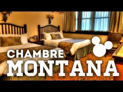 disney 39 s sequoia lodge chambre montana