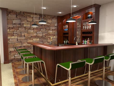 Custom Home Bars by 15 Tips For Creating A Home Bar Allstateloghomes