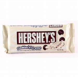 Hershey's Cookies'n'Creme 43g - USA Foods