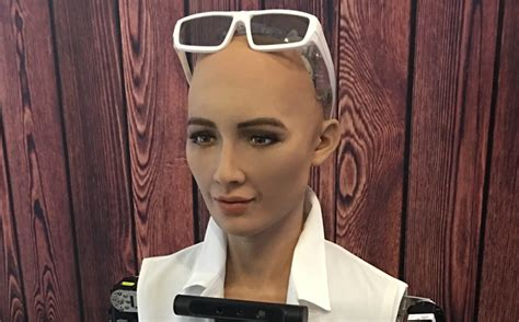 Humanoid Sophia To Make Her Public Appearance In India At